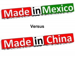 Made In China Vs. Made In Mexico