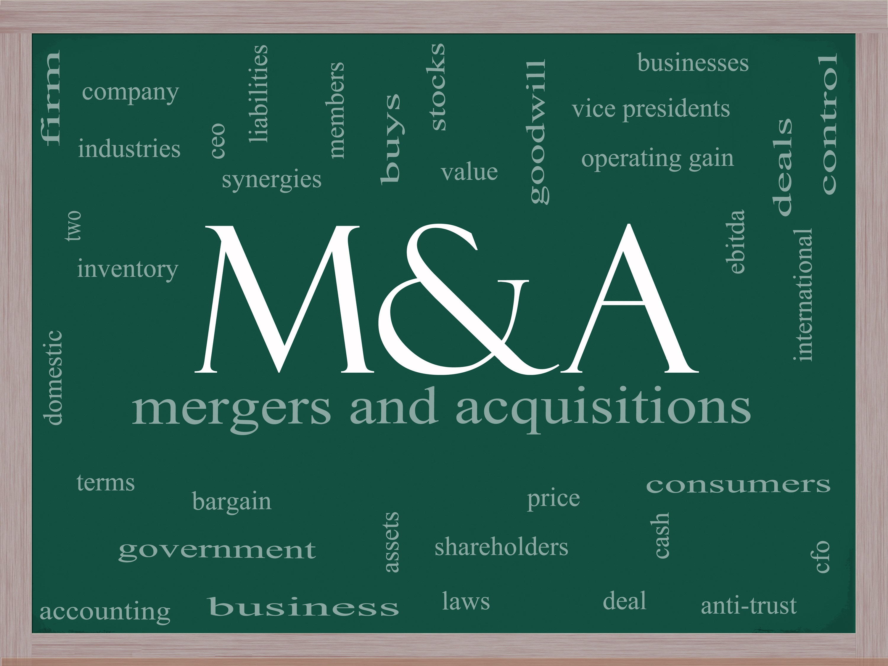 Merger & Acquisition Consultants
