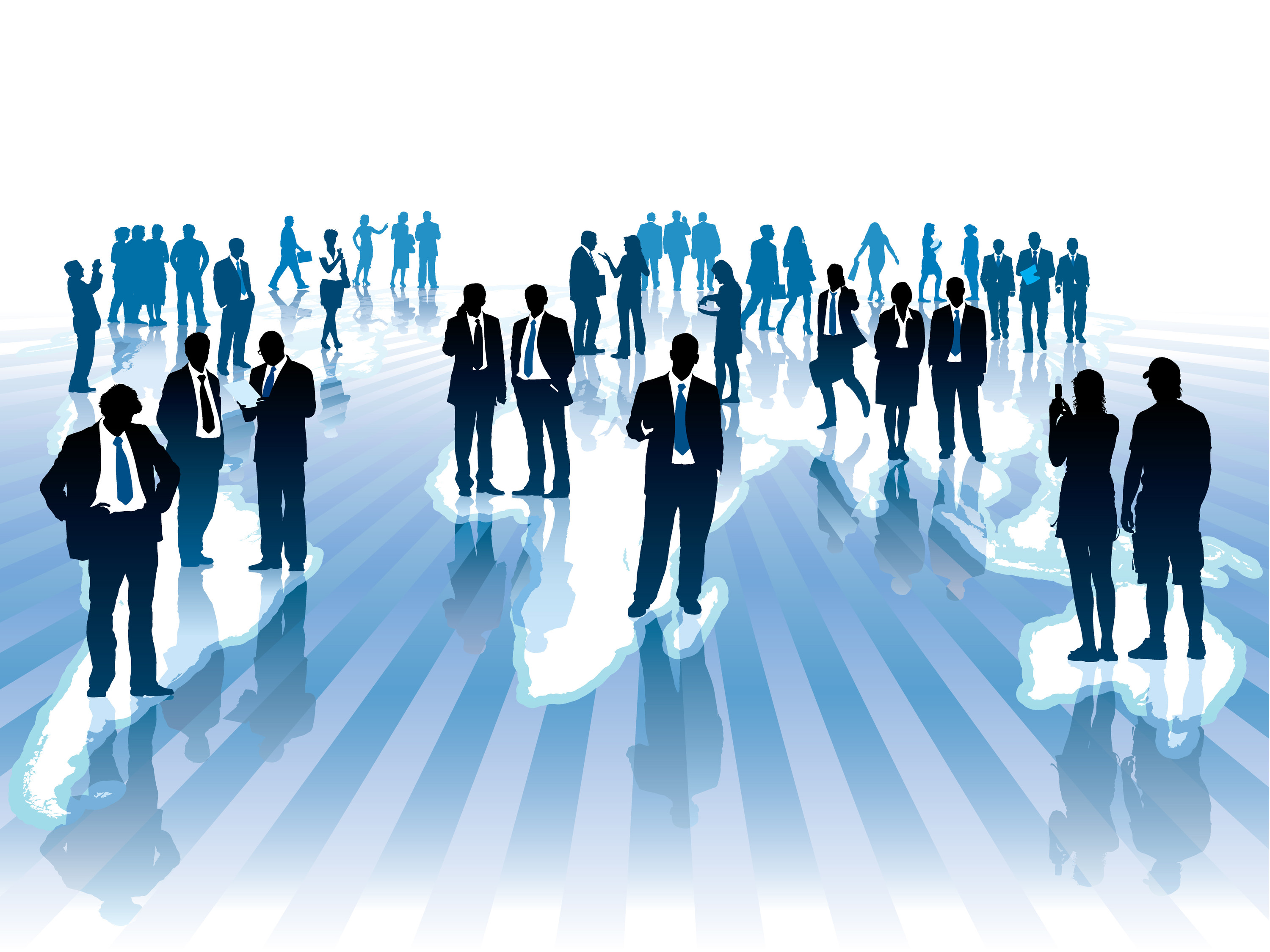 does your business have a robust social networking strategy group preparing for a downturn
