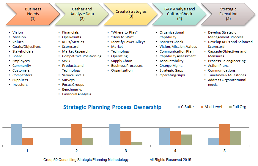 Strategic Planning Consultants